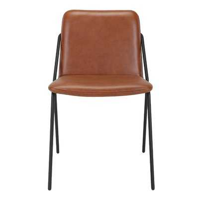 Sling Eco Leather Upholstered Dining Chair - Wayfair