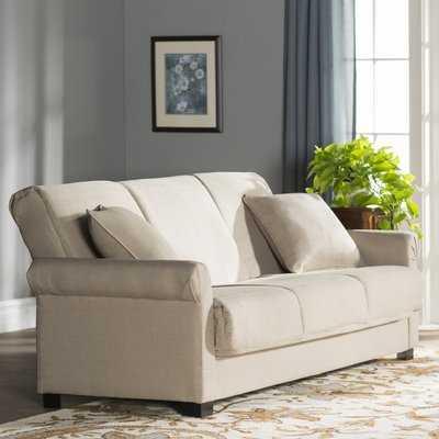 Lawrence Full Convertible Sleeper Sofa - Wayfair