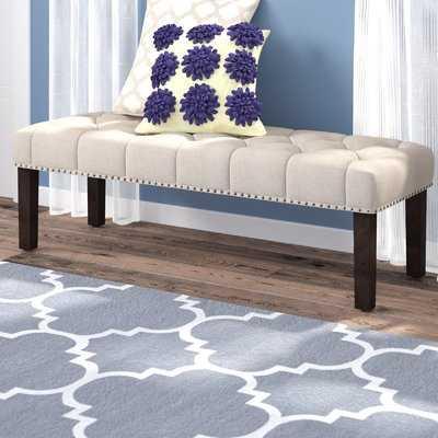 Almaraz Upholstered Bench - Birch Lane