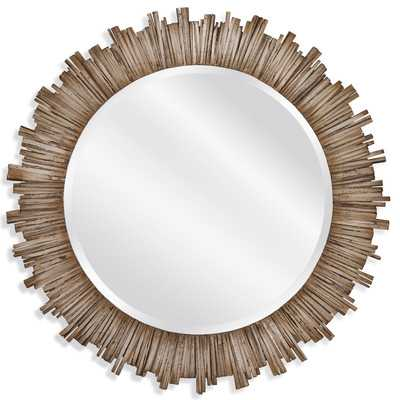 Raleigh Wall Mirror - Wayfair