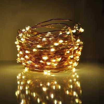 33 ft. 100-Light Fairy String Light - AllModern