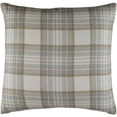 """Brigadoon 20"""" Pillow Cover with insert - Neva Home"""
