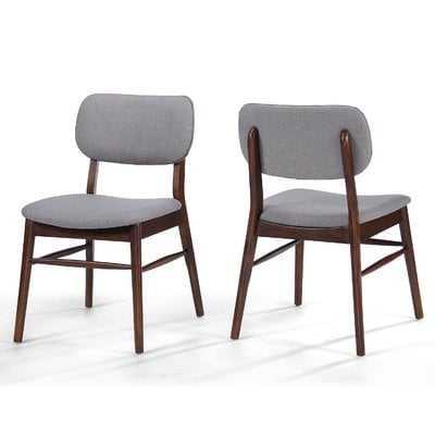 Drumadried Side Chair (Set of 2) - Wayfair