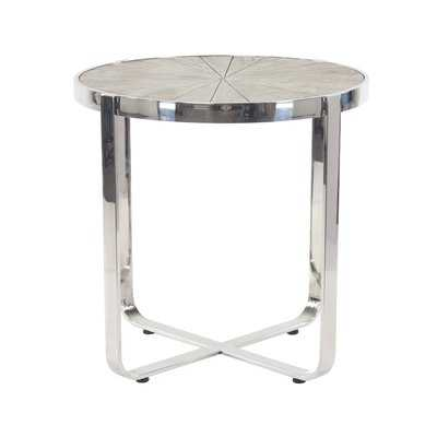 Stoffel Contemporary  Radial Table - Wayfair