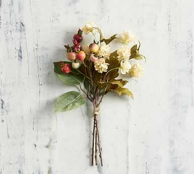 Faux Ivory Hops Clippings Bundle - Pottery Barn
