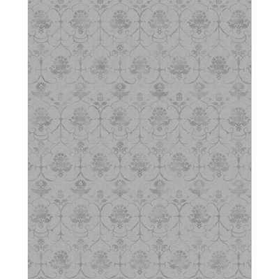 Stain Resistant Gray Indoor/Outdoor Area Rug - Wayfair