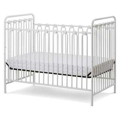 Cathrine Metal 3-in-1 Convertible Crib - Birch Lane