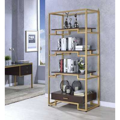 Trudy Etagere Bookcase - Wayfair