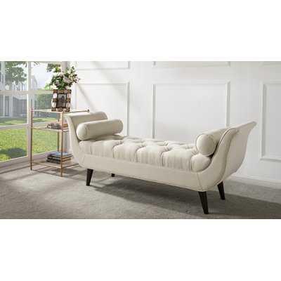 Kalel Upholstered Bench - Wayfair