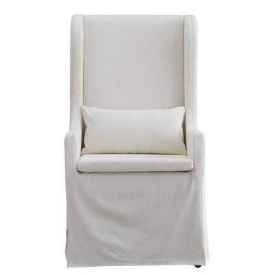 """Lefebre 21"""" Wingback Chair - Wayfair"""