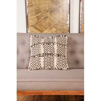 Gorecki Rustic Pillow Cover - Wayfair