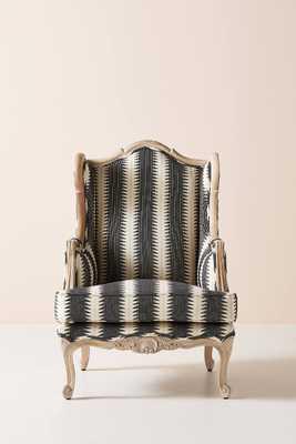 Rada Wingback Chair - Anthropologie