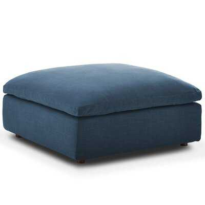 Coats Down Filled Overstuffed Ottoman - Wayfair