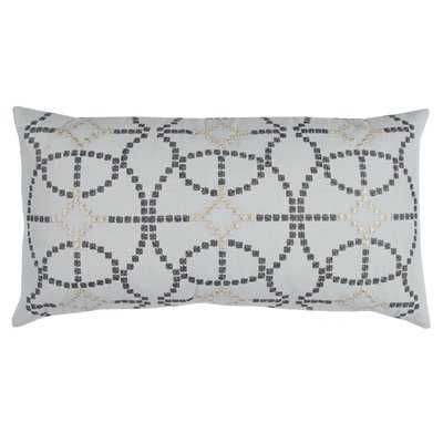 100% Cotton Lumbar Pillow - Wayfair