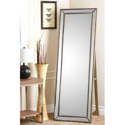 Hyeon Floor Traditional Full Length Mirror - AllModern