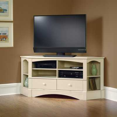 Pinellas Corner TV Stand for TVs up to 60 - Wayfair