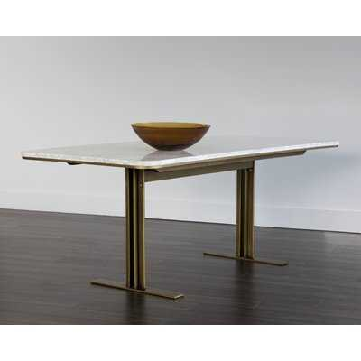 Zenn Ambrosia Dining Table - Wayfair