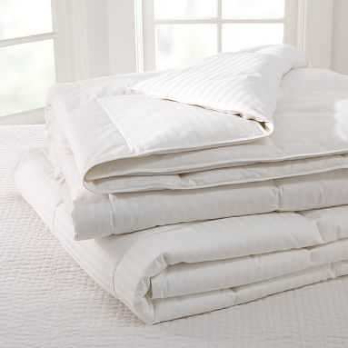 Premium Down Comforter, Full/Queen - Pottery Barn Teen