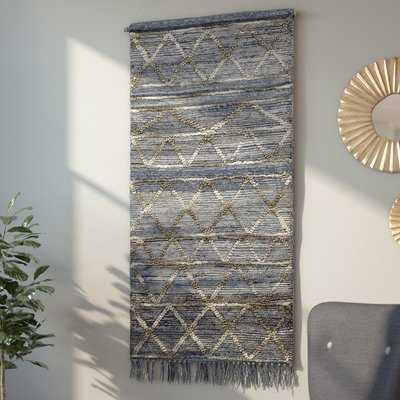 Hand-Woven Wall Hanging - Birch Lane