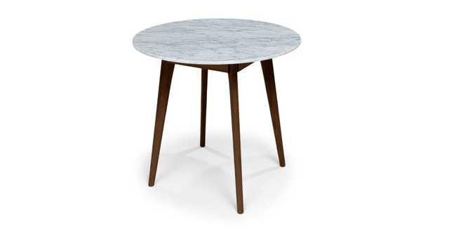 Mara Walnut Cafe Table - Article