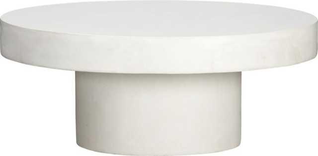 Shroom coffee table - CB2