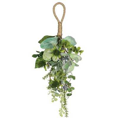 Sage Herbal Mix Drop Swag Herbs Branch - Wayfair