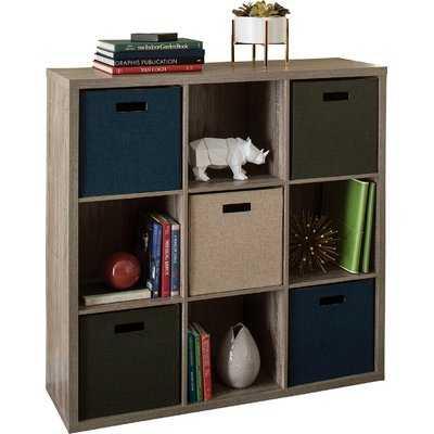 Decorative Storage Cube Unit Bookcase - Wayfair