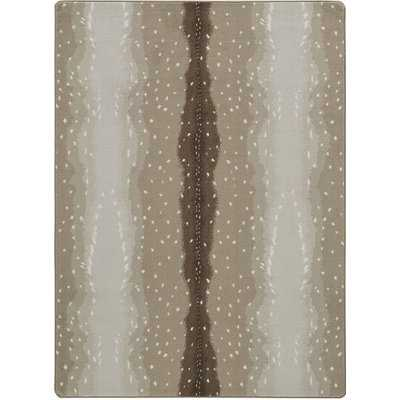 Booker Chital Sable Brown Area Rug - Wayfair