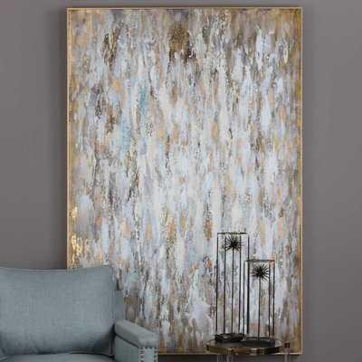 'Bright Morning' Framed Print on Canvas - Wayfair