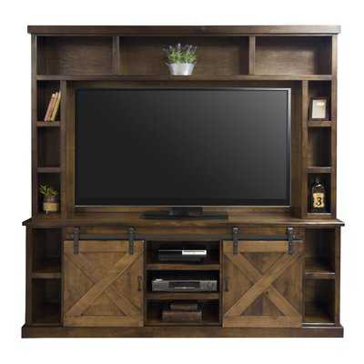 Pullman Entertainment Center for TVs up to 70 inches - Birch Lane