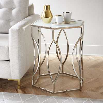 Olander End Table - Wayfair