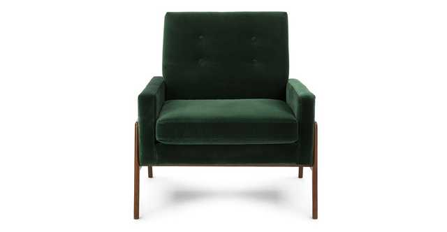 Nord Balsam Green Chair - Article