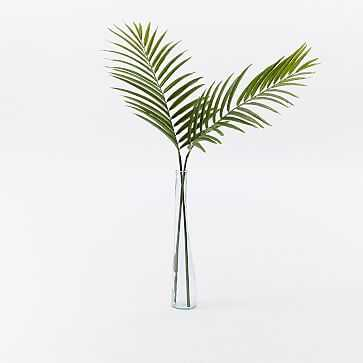 Faux Palm Leaf Branch - West Elm