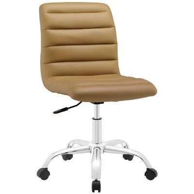 Petra Mid-Back Desk Chair - Wayfair