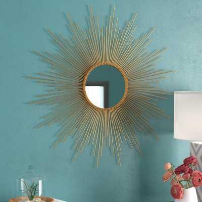 Pettit Accent Mirror - Wayfair