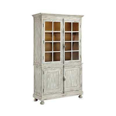 Pinkerton Display Curio Cabinet - Wayfair