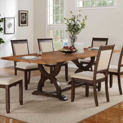 Clarkdale Extendable Dining Table - Birch Lane
