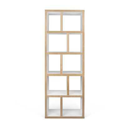 Varga Geometric Bookcase - AllModern