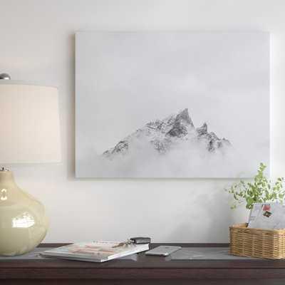 'Grand Tetons Wyoming V' Photographic Print - Wayfair