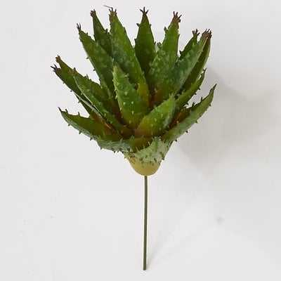 Desktop Faux Succulent Plant (Set of 4) - Wayfair
