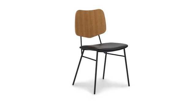 Versus Oak Dining Chair (Set of 2) - Article