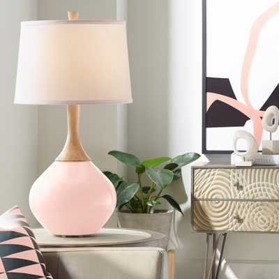 Rose Pink Wexler Table Lamp - Style # 26M20 - Lamps Plus