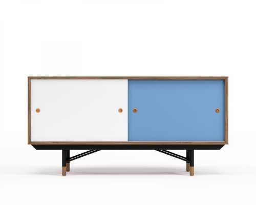 1955 Sideboard - Walnut - Rove Concepts