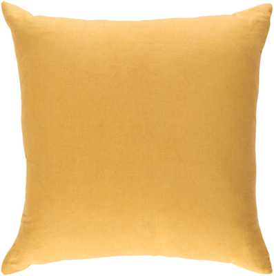 "Ethiopia - 18"" x 18"" Pillow- Poly Insert - Neva Home"