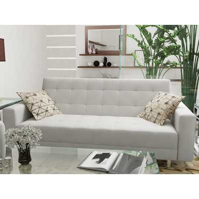 Spirit Lake Sleeper Loveseat - Wayfair