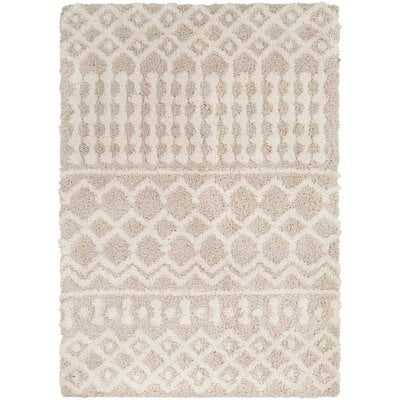 Espinosa Cream/Beige Area Rug - Wayfair