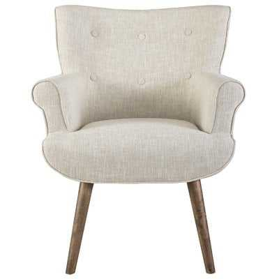 Sam Upholstered Armchair - Wayfair