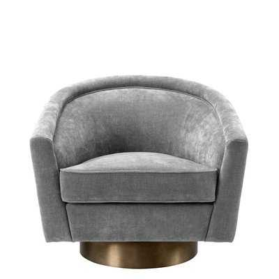 Catene Swivel Barrel Chair - Wayfair