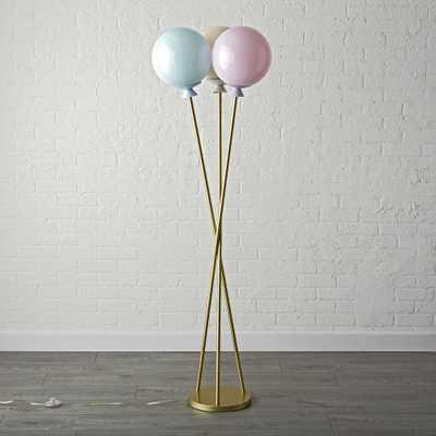 Balloon Floor Lamp - Crate and Barrel