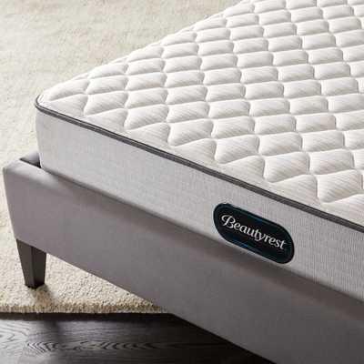 Simmons ® Beautyrest ® BR800 ™ Firm King Mattress - Crate and Barrel